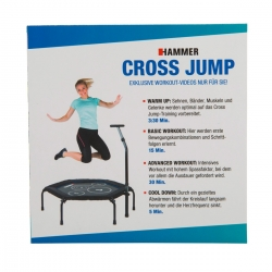HAMMER CROSS JUMP TRAININGS DVD